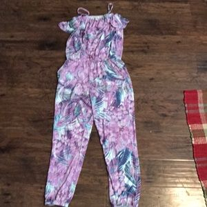 JESSICA SIMPSON ROMPER - SZ large - runs SMALL